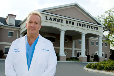 Dr Michael Lange, Ocala optometrist (eye doctor)