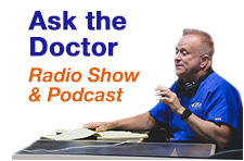 Ask the Doctor Radio show with Dr Lange