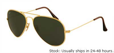 e79be2f5a2 Order Ray Ban RB8041 Aviator Titanium glasses in Gold